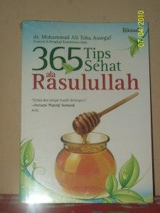 365 Tips sehat ala Rasulullah