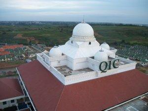 Masjid Muammar qaddafy (IQaddafy Islamic Centre)