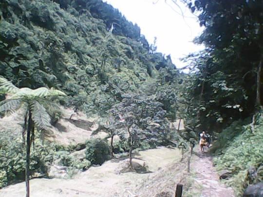 Curug Nangka Bogor