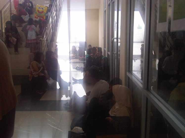 Poliklinik RSUD Cibinong